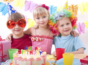 Games for Children's Birthday Parties