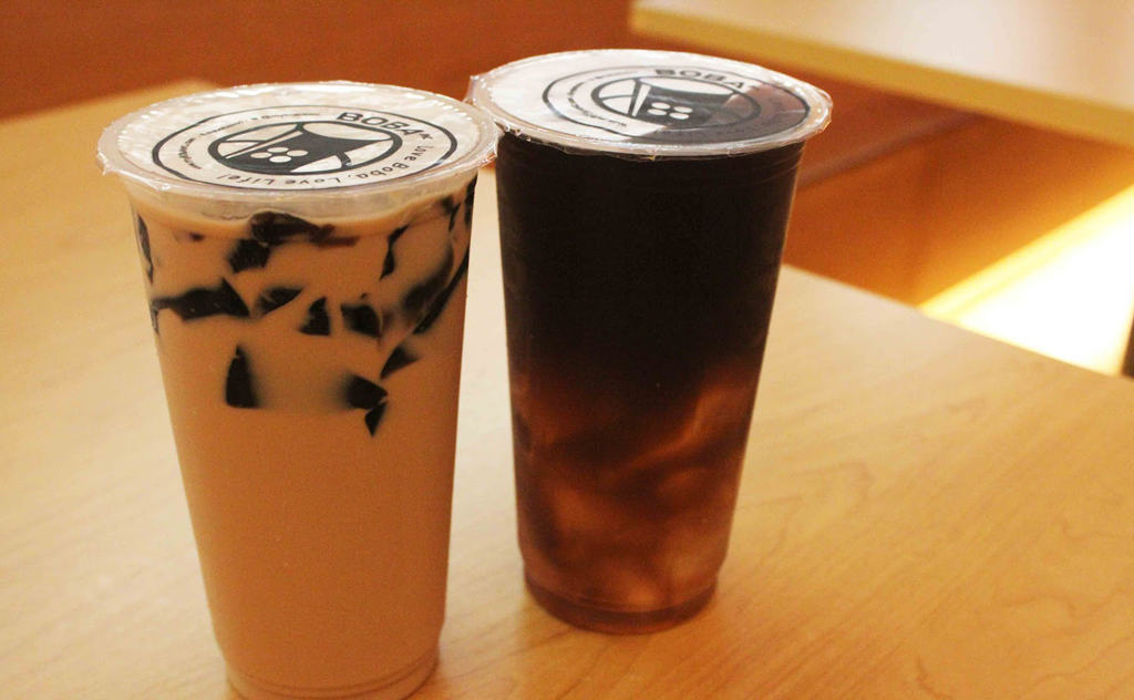Grass Jelly Tea, Grass Jelly Tea Recipe
