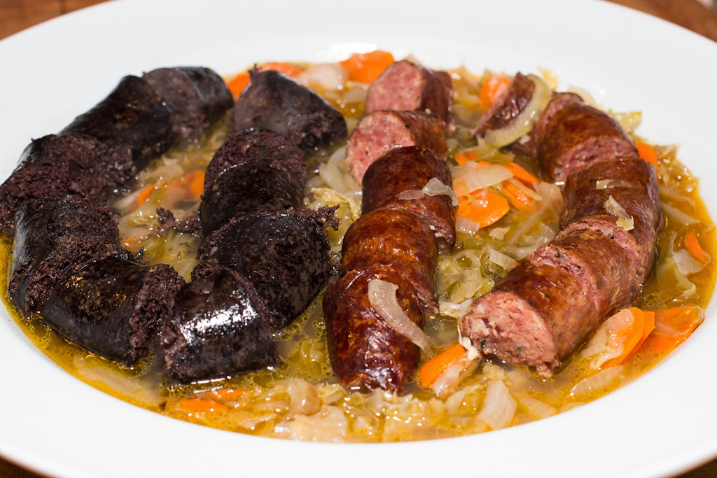 Polish Blood Sausage, Polish Kaszanka Sausage Recipe