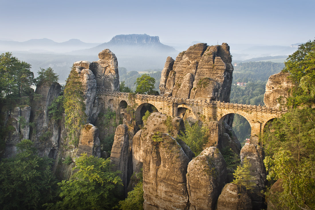 Saxon Switzerland Travel Guide