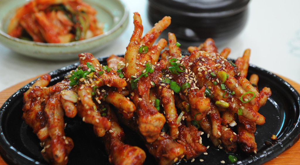 Spicy Chicken Feet, Chicken Feet Recipe, What They Taste Like