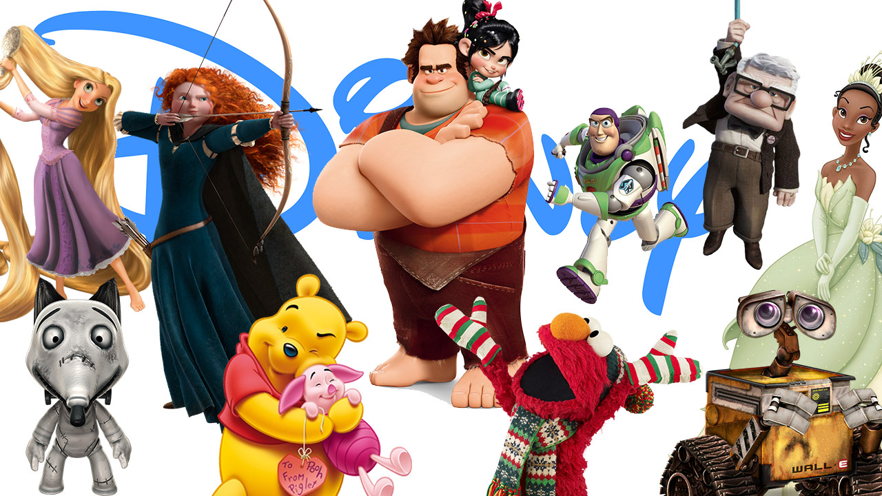 Top 10 Most Popular Animated Movies of all Time