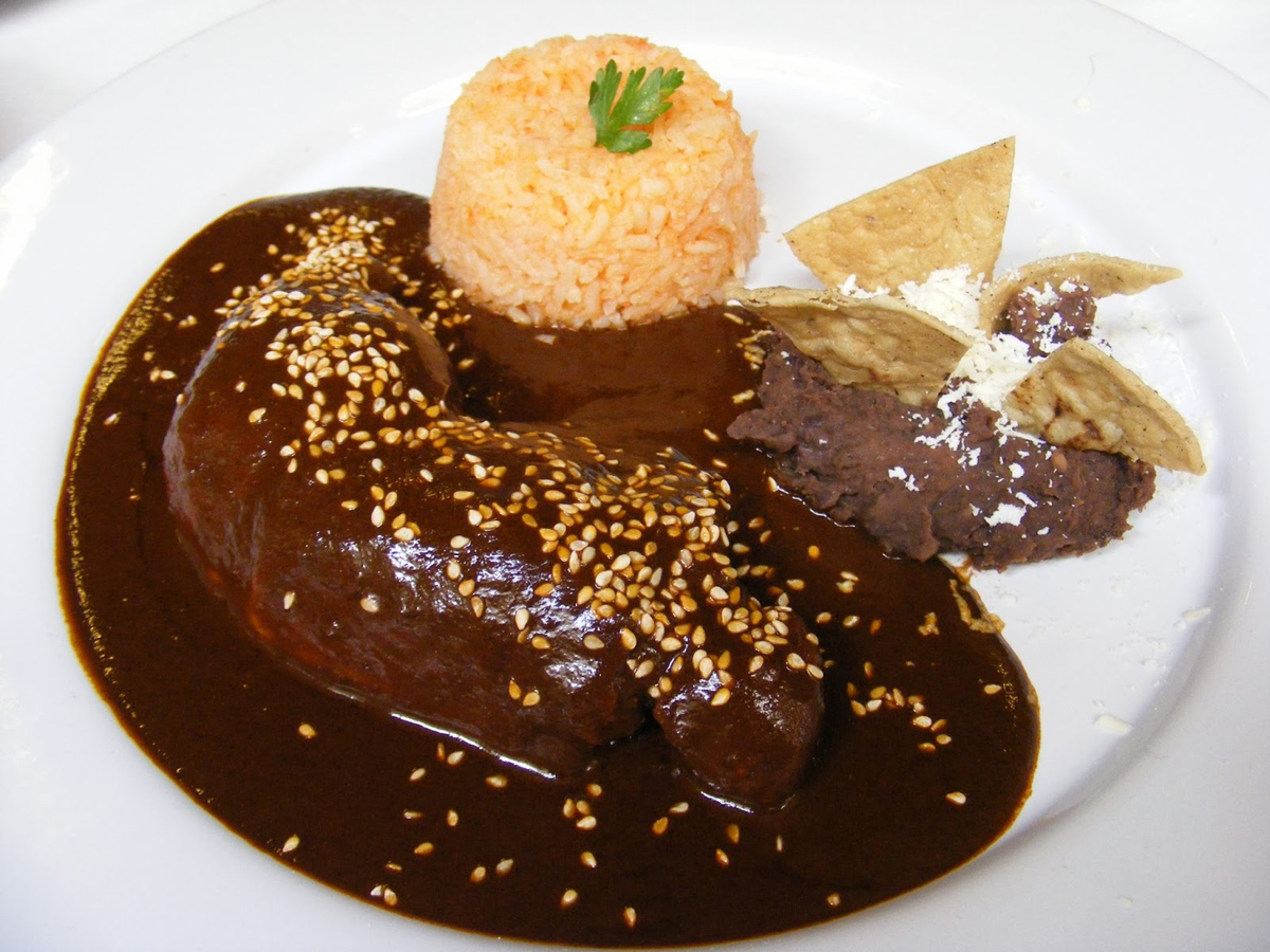 Mole Sauce, Mole Poblano Negro Sauce Recipe, Best Mole Sauce