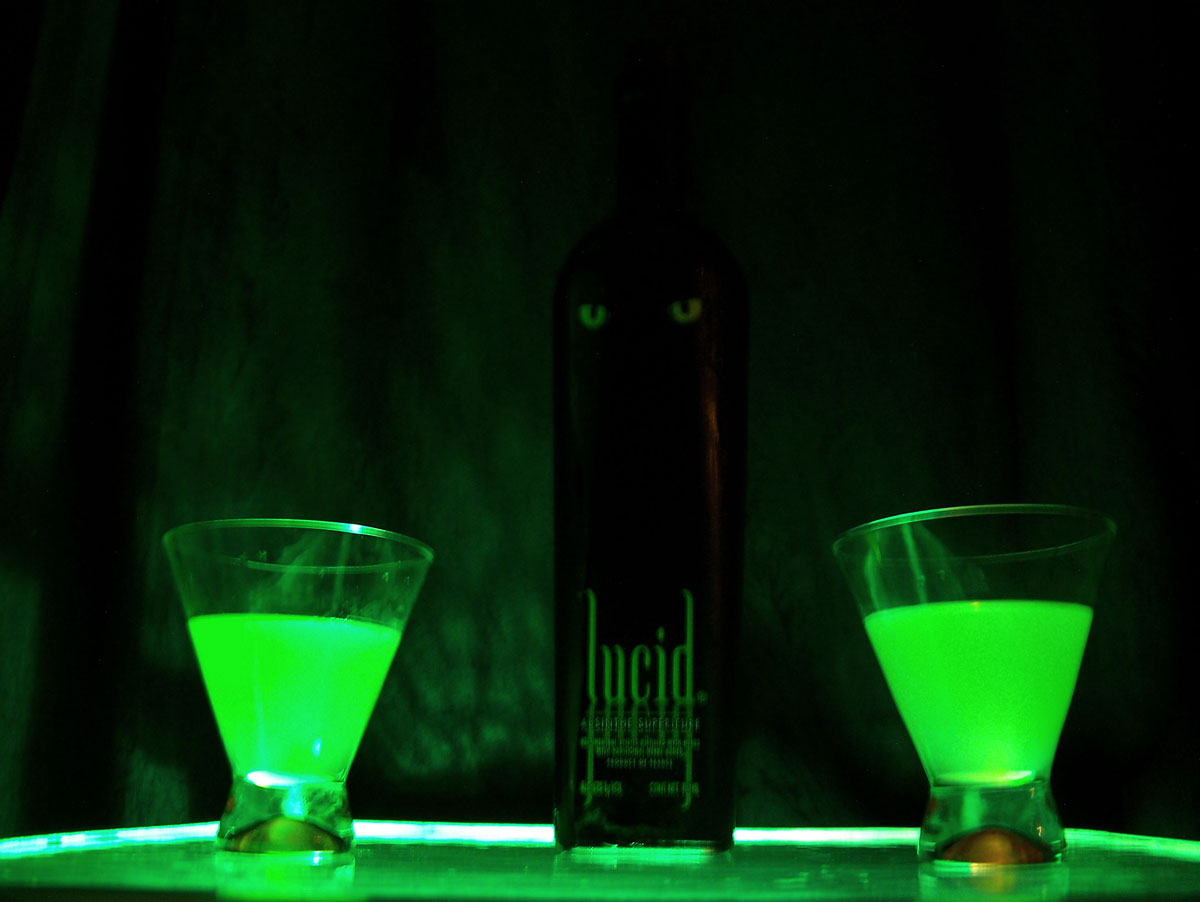 Absinthe, Romancing the Green Fairy - Absinthe Drink Recipe